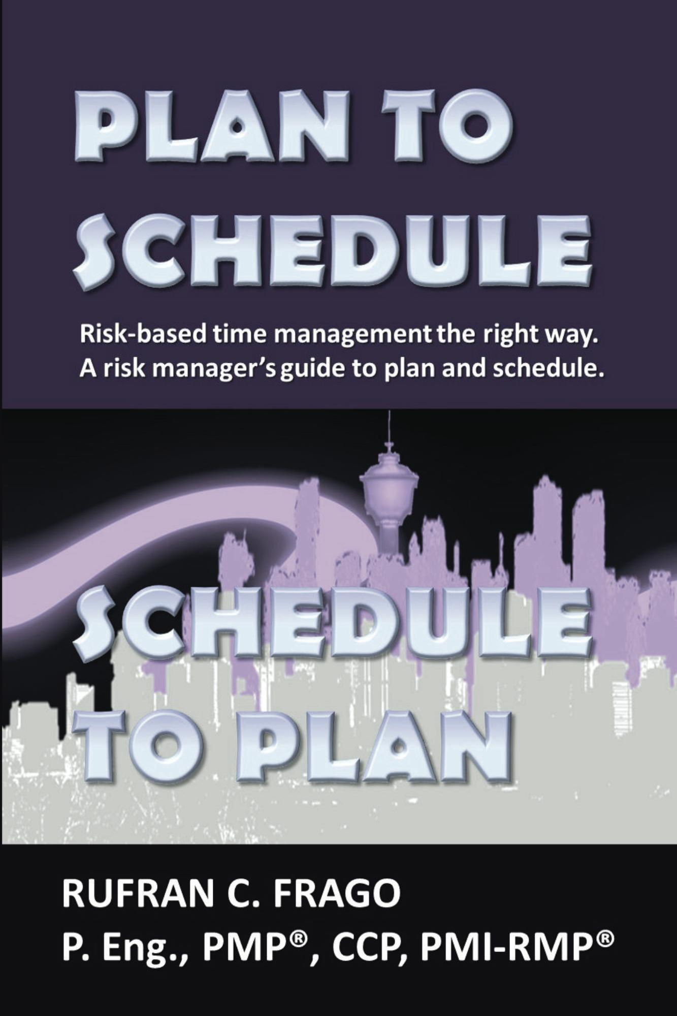 EB003 Plan to Schedule, Schedule to Planor_Kindle